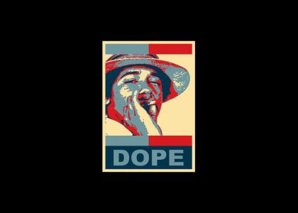 obama is dope!