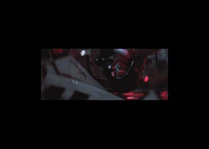 Darth Vader's Ridin' Spinnas