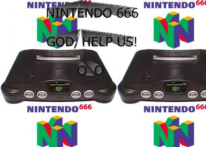 NINTENDO 666! ! ! GOD, HELP US! ! !