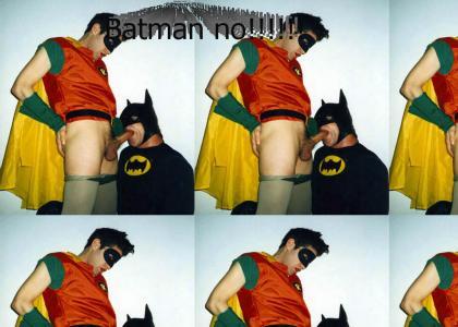 Ok, now I KNOW batman is gay!