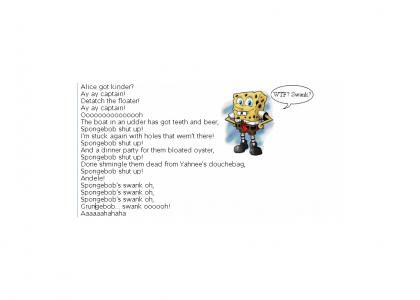 German Spongebob Interpretation