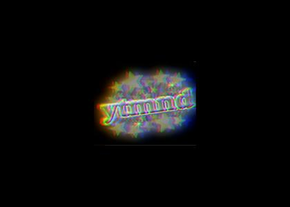 YTMND logo in 3D (3d glasses needed)