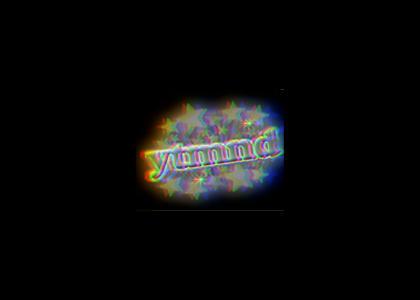 YTMND logo in 3D (3d glasses needed)