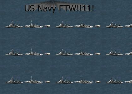 March of The USN