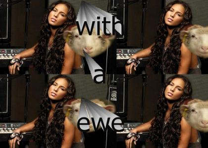 Alicia Keys forbidden love