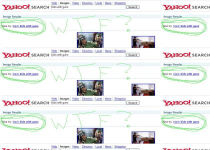 FURTHER PROOF that Yahoo! is racist.