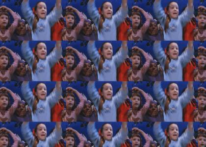 Kids love & WOULD DIE for Future-Kirk Douglas!