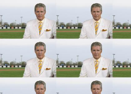 Trebek in Left Field (*Refresh*)