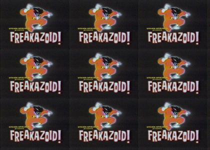 FREAKAZOID