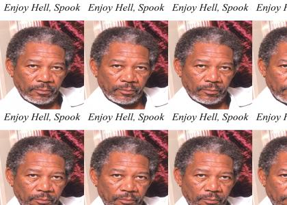 Morgan Freeman, Dead!
