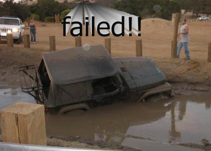 Jeep Failed at Life