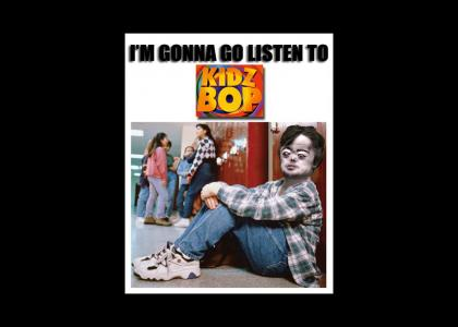 Brian Peppers Listens to Kidz Bop (new song!)