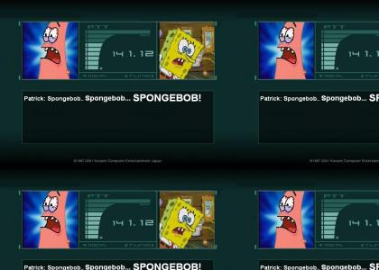 Metal Gear Spongebob