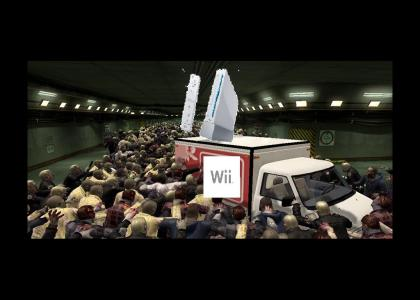 Wii Shipment Arrives