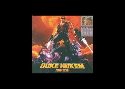 'Tis the year of Duke Nukem