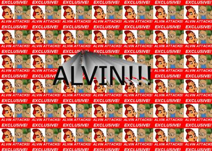 TMND Exclusive: Alvin Chipmunk's Threatening Message to Brothers