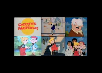 Dennis the Menace - the cartoon
