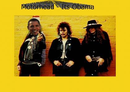 Motörhead - It's Obama