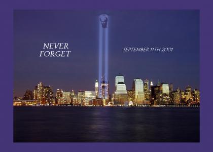 Nevar Forget 911