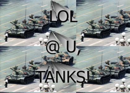 LOL @ TANKS