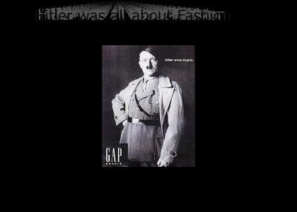 Hitler was a Model