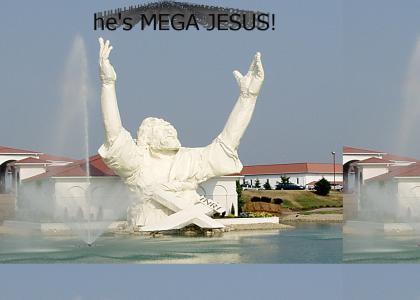 Mega Jesus!!!!!!!!!!!!!!!!!!!!!!!!!!!!!!!!!!!!!!!!!!!!!!!!!!!!!!!