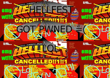 HELLFEST IS.....CANCELLED?