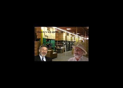 George Zimmer and John Hammond Team Up