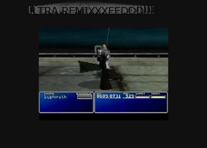 Ultra Epic Sephiroth Dance off of uber powers with double the corndogs and triple the hotdogs showdown!!!!