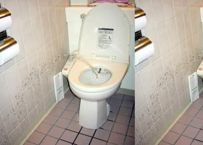 Soviet Toilet