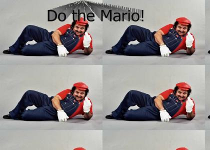 Mario wants you to do him!(SFW)