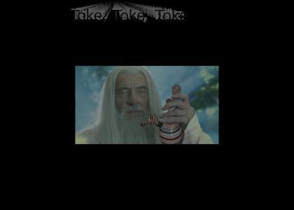 Gandalf A Stoner?