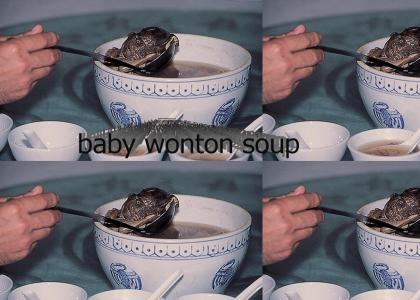 Baby Wonton Soup