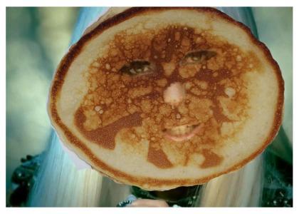 Lady Gaga- Pancake Face