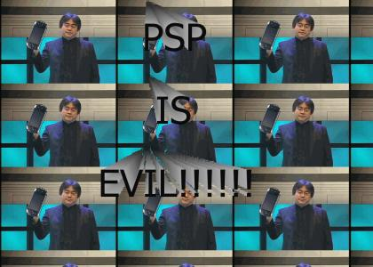 Iwata destroys psp version 2! (click refresh for sync)