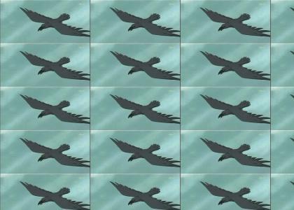 GUNDOH MUSASHI BIRD ATTACK!