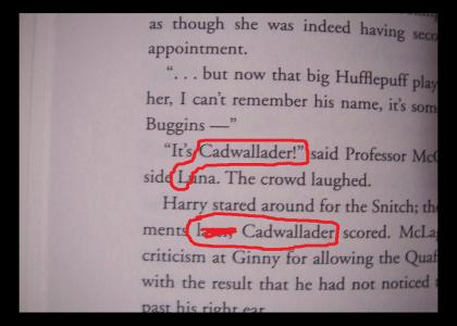 YTMND stuff in Harry Potter and the Half-Blood Prince