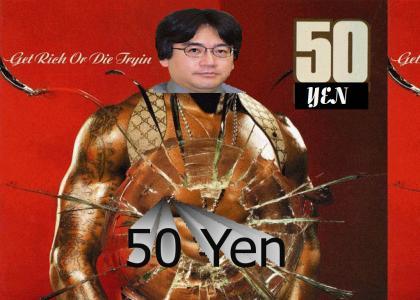 50 Yen!