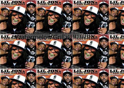 Lil Jons New Grillz