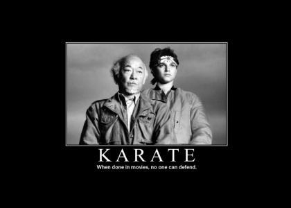 Life Lessons # 19: Karate