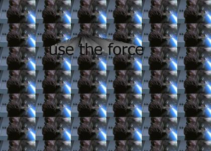 The force is still here