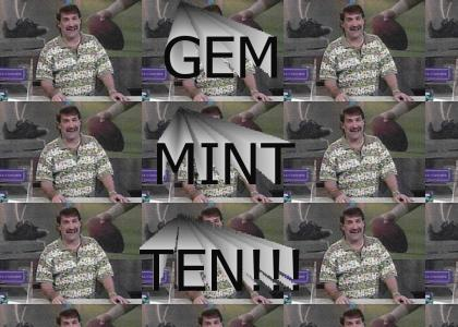 Gem Mint Ten