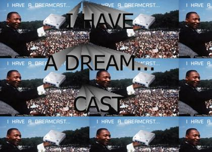 Martin Luther King's Sega