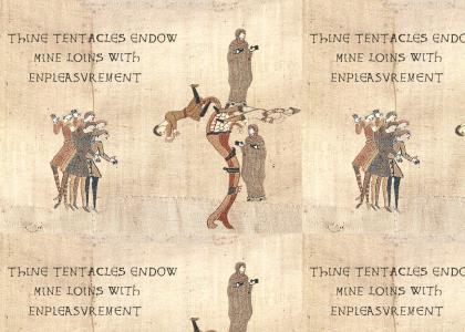 Medieval Tentacle Porn