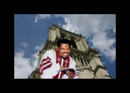 Had Wesley Willis Decided to be a Pastor