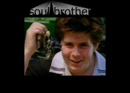 Endless Mike is your soul brother