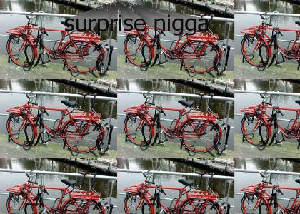 Nigga Can't Get My Bike