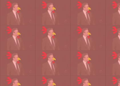 Jon Stewart's Magic Chicken Rave