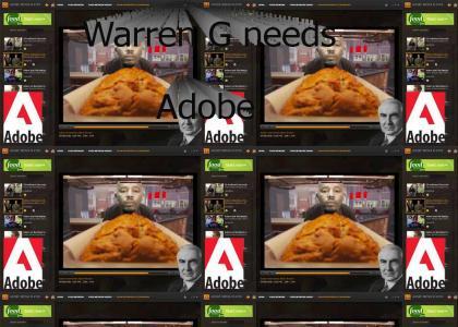 I need Adobe