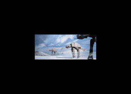 FPS Doug and Arnold join The Battle of Hoth!